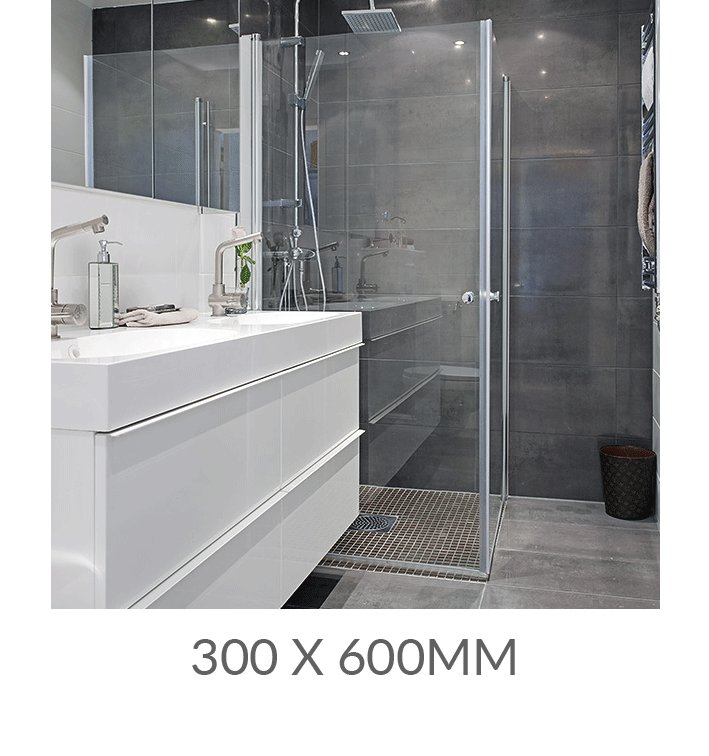300x600mm polished - Bathroom Tiles Combination