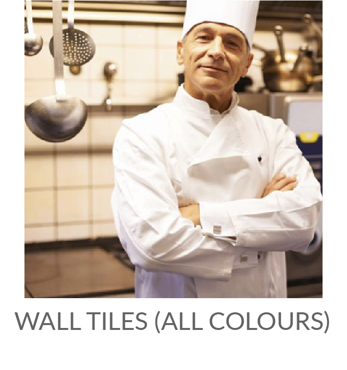 Commercial Kitchen Wall Tile